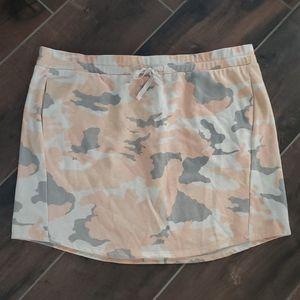 NY & Co Camo print Skirt